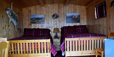 Billy Martin's Cabin